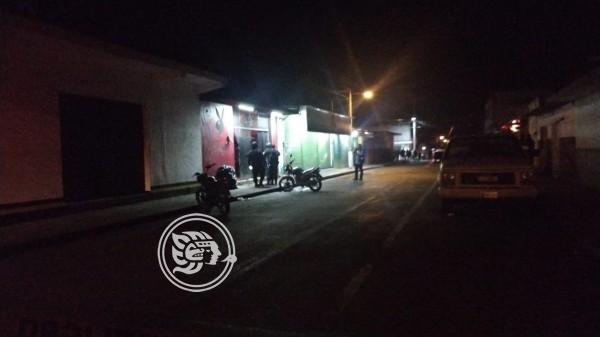 Un muerto y un herido tras ataque a bar en Paso del Macho