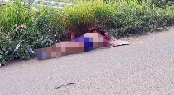 Hallan cadáver en camino Jáltipan- Tacamichapan