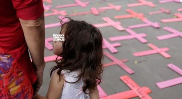 Estado de México y Veracruz, con más casos de feminicidio infantil