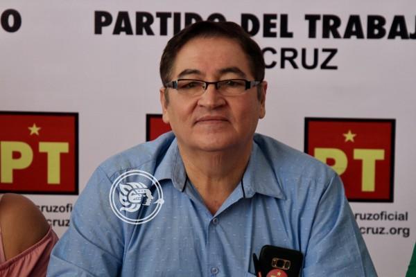 Preocupantes, rumores de subejercicio en gobierno de Veracruz: PT