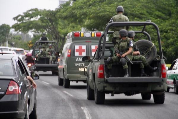 Guardia Nacional neutraliza al crimen en Veracruz, asevera IP