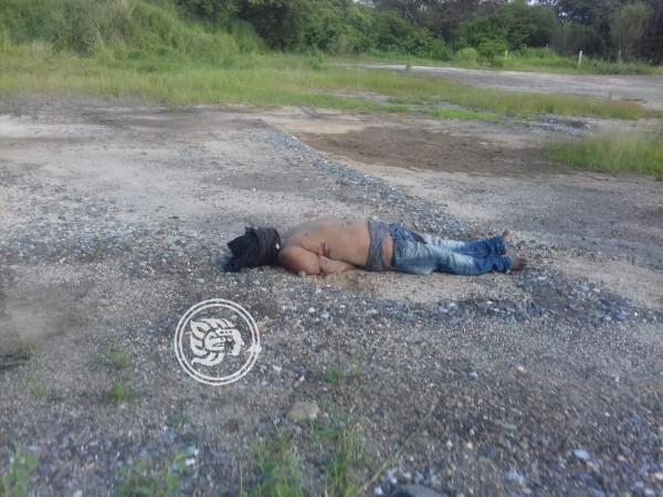 Asesinaron a comerciante en Oluta tras parranda