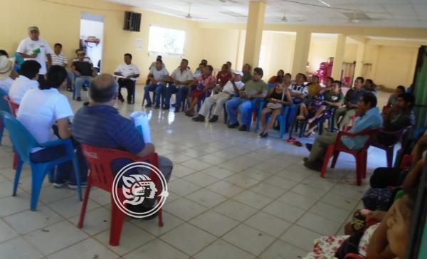 Pretende CFE recuperar cien hectáreas en San Pedro Soteapan