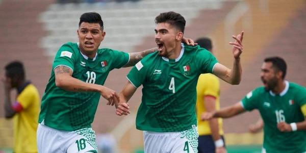 Tricolor disputará las semifinales en Juegos Panamericanos 2019