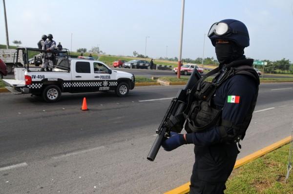Operativo de SSP por ataque a familia en Coatza