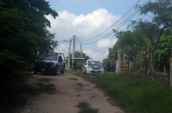 Rescatan a dos en Nanchital; abaten a un delincuente