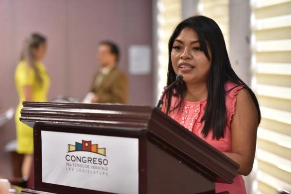 Jóvenes, fundamentales para el cambio social: Elizabeth Cervantes