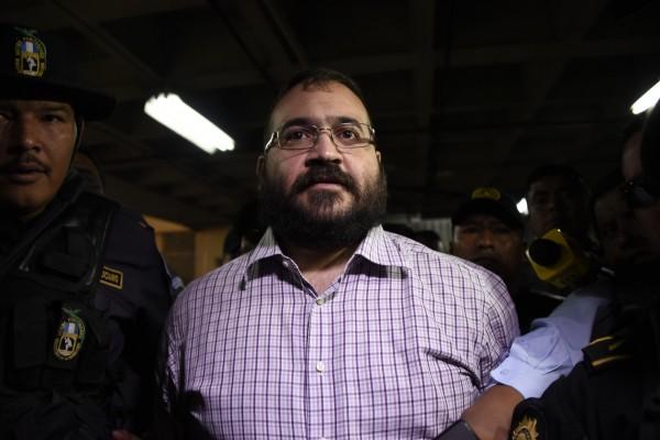 Perfila Tribunal dar amparo a Javier Duarte para impugnar sentencia