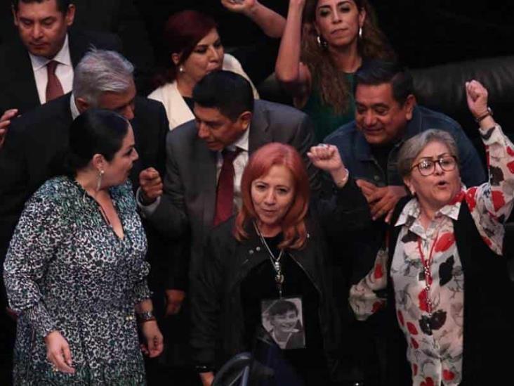 TEPJF desecha impugnación contra el Senado por elección de Rosario Piedra en CNDH