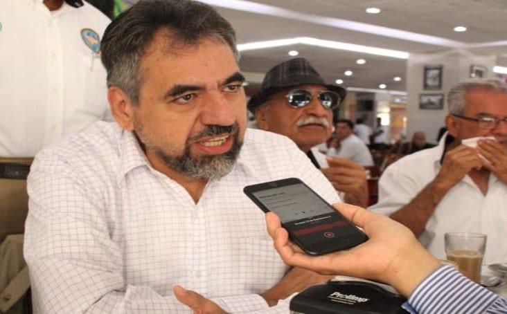 Veracruz se vería afectado de militarizarse transporte marítimo: Rodríguez Fritz