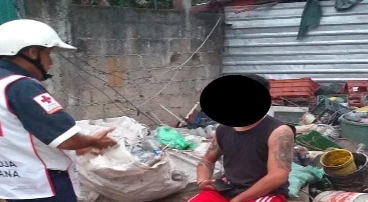 Supuestas ´audotefensas´ lo balean en Veracruz; intentan plagiar a mujer