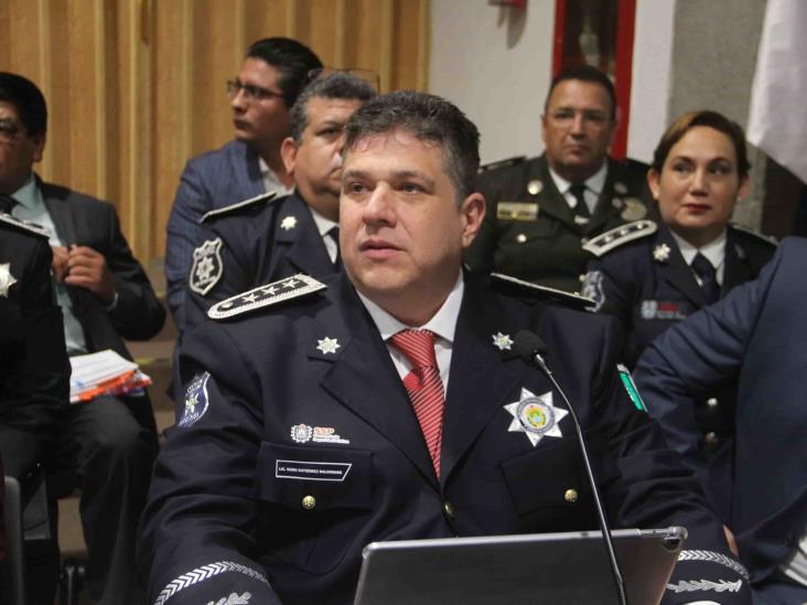 Delitos van a la baja en Veracruz; SSP se libera de corrupción: Hugo Gutiérrez
