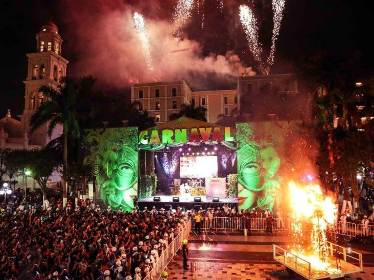 Participarán Italia y Japón en Carnaval de Veracruz